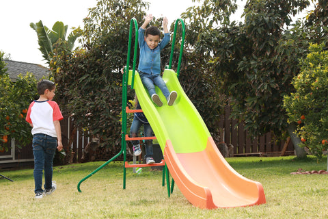 Image of SlideWhizzer 8ft slide - large kids slide for your backyard in summer 2019!