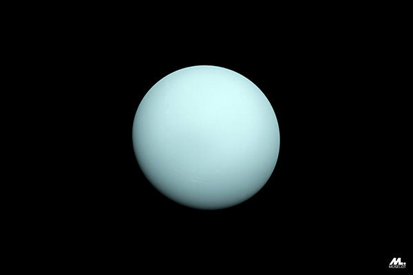 Planet Uranus, which is a symbolism of invention and freedom