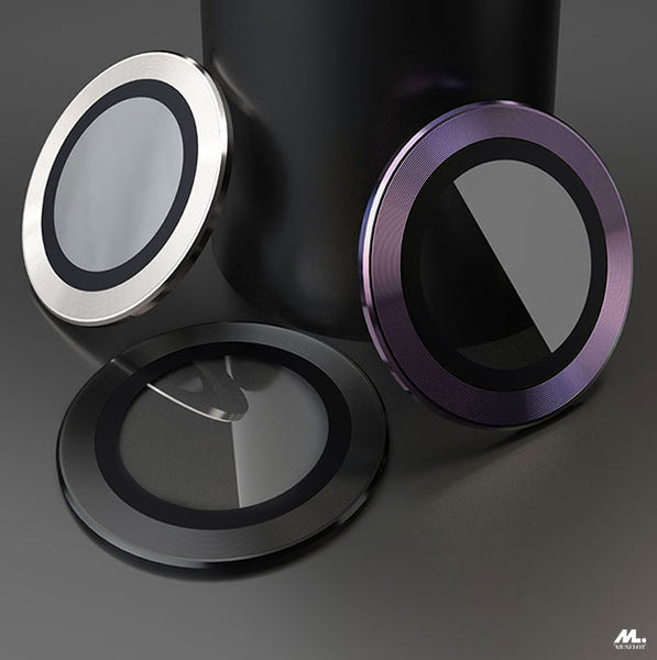 Muselot's premium pack of lens protectors for iPhone 11 which keeps your lenses free from scratches and cracks, does not distort the picture quality, gives you the peace of mind, keeps your camera lens free of smudges and oil stains, fits with any phone case and made in exactly same colors as the iPhone 11 iconic color variants.