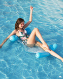Muselot's floating pool lounge, floating loungers for pools, lounge floats for pools, floating pool lounge, floating lounge chair for pool, floating pool lounge chairs, floating lounger, pool floats, floating bed, floating hammock, water hammock bed, hammock pool lounges, floating pool hammock, water beds, float beds, floating beds