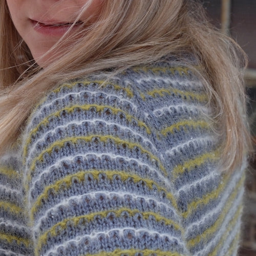 Mary Mead cardigan
