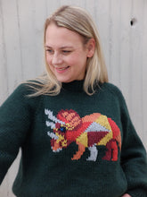 Mamasaurus - English pattern