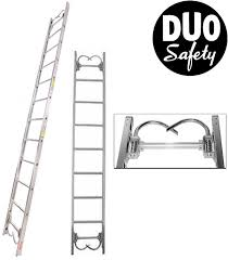 Double Tip Solid Beam Ladder Wrap Kit