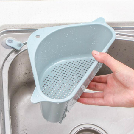 Triangular Kitchen Sink Filter