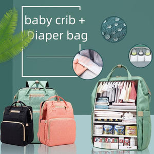 2020💥2 -In-1 Multifunctional Travel Mommy Bags