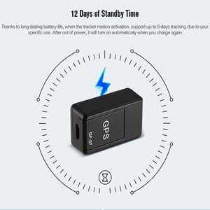 Magnetic Mini GPS Real-time