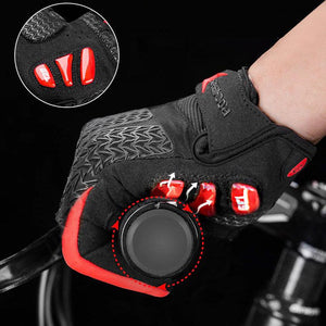 Windproof Thermal Cycling Gloves (Touch Screen Compatible)