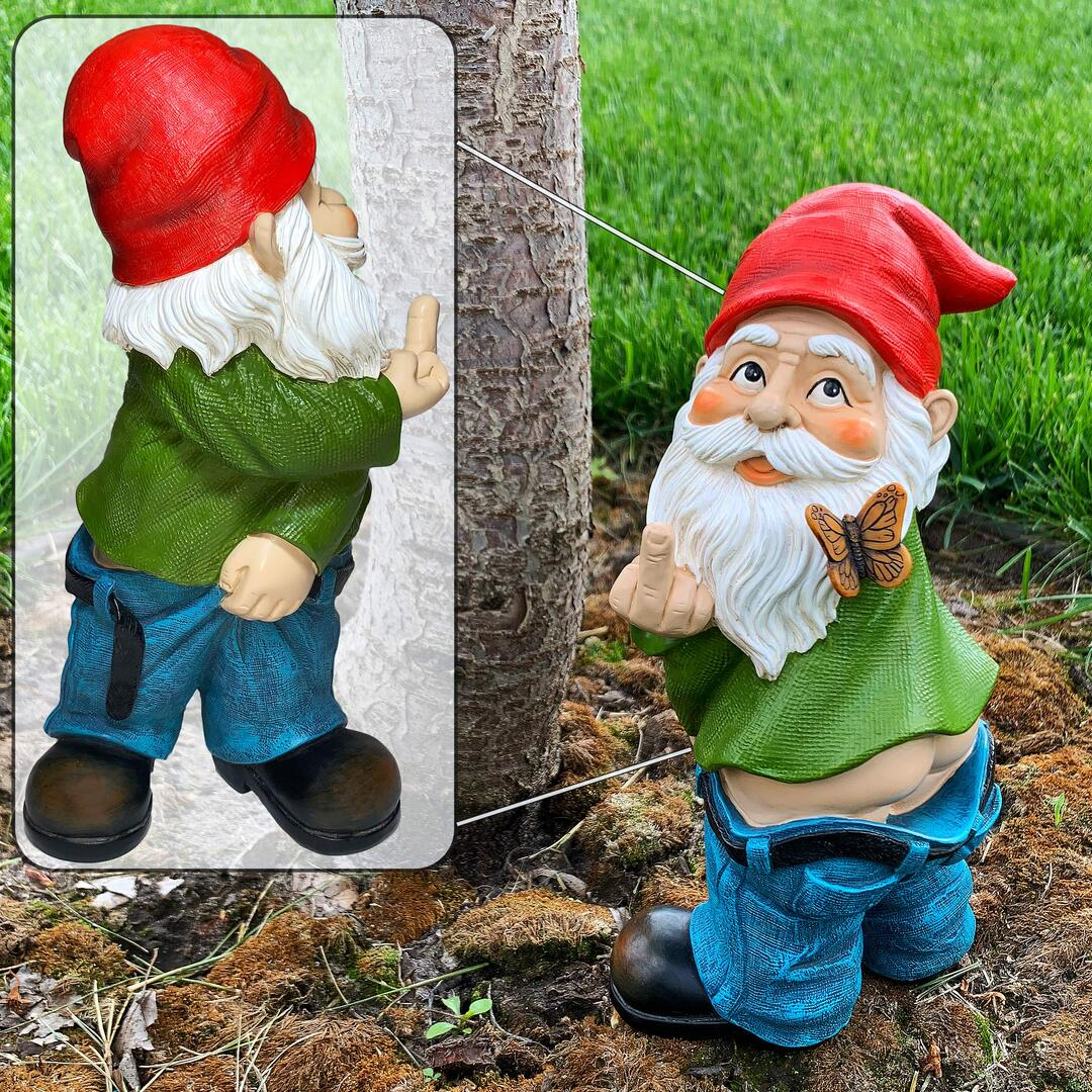 Mood Lab Garden Gnome