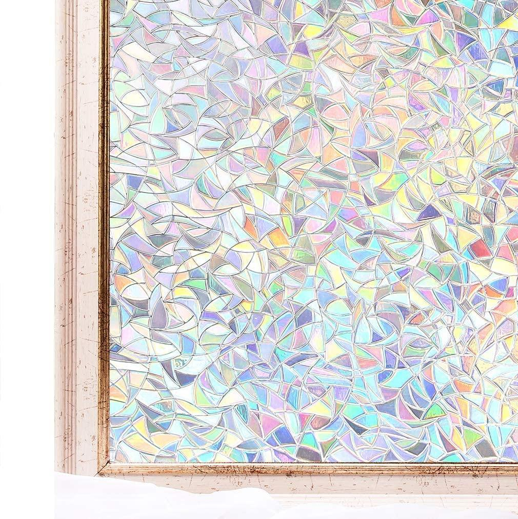 [Hot selling] 3D Anti-UV Rainbow Window Film