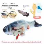 PETLOVER™ Cat Wagging Fish Toy