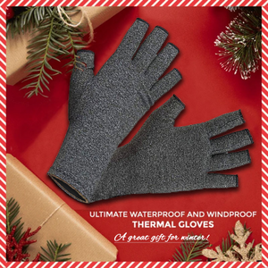 Fit N' Warm™ Premium Arthritis Compression Gloves