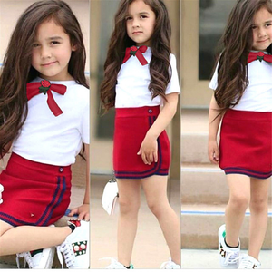 Kids Baby Girl Back To School Outfits