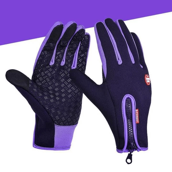 Lelysa 200003366 Purple / S ProThermo™ Premium Thermala Gloves (2019 New Arrival)
