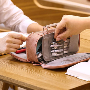 Large Capacity Pencil Case