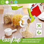 EasyClip Bag Clip With Lid