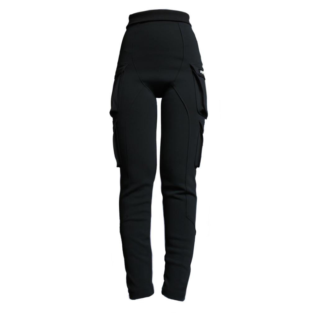 CARGO LEGGINGS BLACK