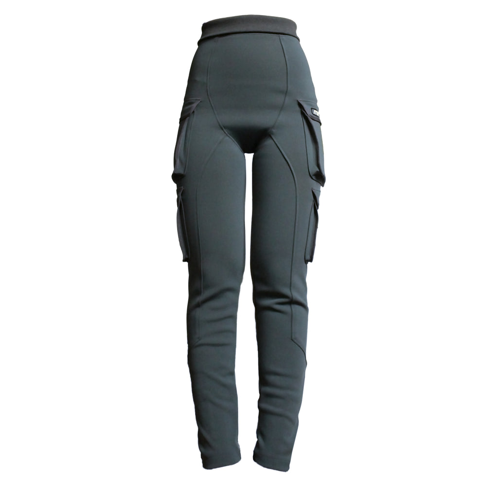 CARGO LEGGINGS GREY