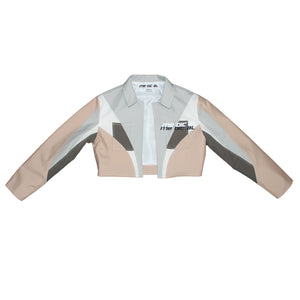 REBELL CROP JACKET