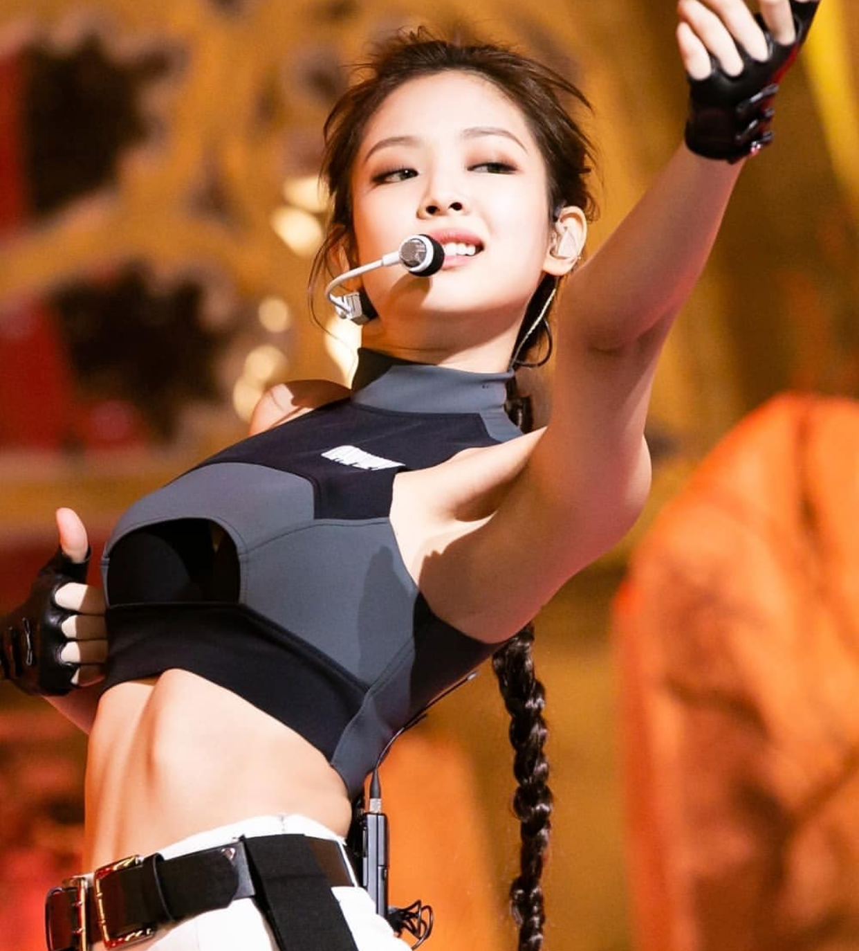 Jennie from Blackpink
