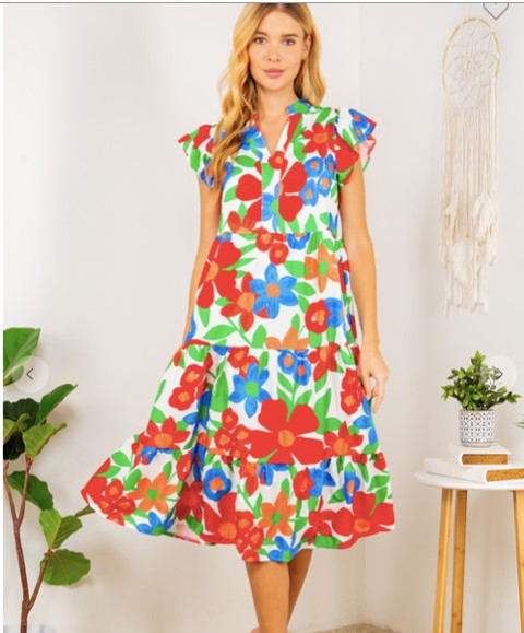 Amelia Animal Print Cardigan - The Look By Lucy