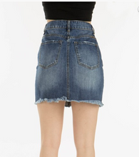 Load image into Gallery viewer, Avery Denim Skirt - The Look By Lucy