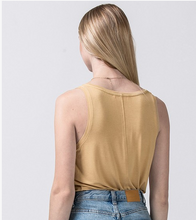 Load image into Gallery viewer, Harper V-Neck Tank Top