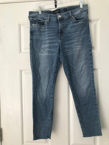 Lucky Brand Denim Ava Crop Jeans Size 12 - The Look By Lucy