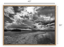 Load image into Gallery viewer, Between Heaven and Earth Canvas