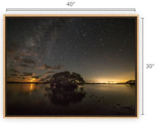 Load image into Gallery viewer, Starry Night Canvas