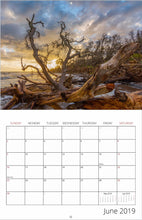 Load image into Gallery viewer, Healing Waters Calendar
