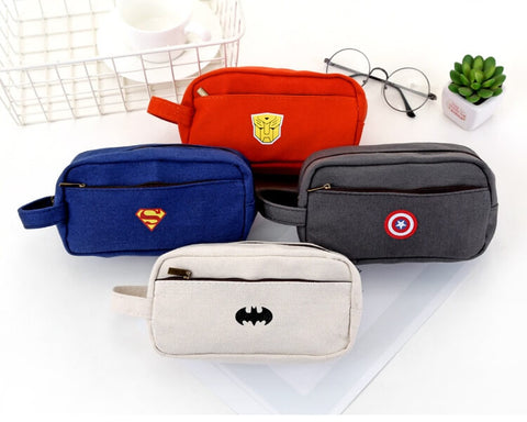 Pencil Case : Super Heroes