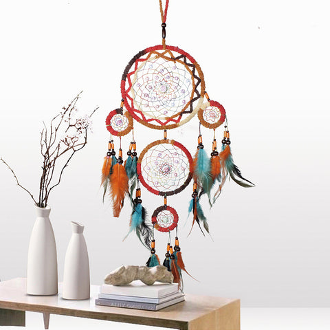 Indian style dream catcher