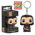 Pocket POP! Keychain: Game of Thrones: S7 Jon Snow