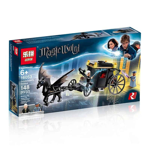 LEPIN: Harry Potter - Grindelwald's Escape