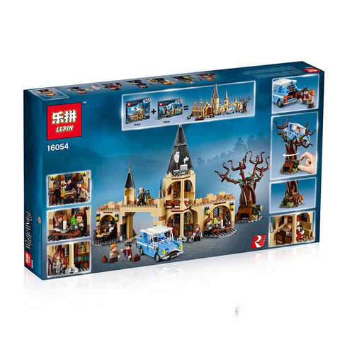 LEPIN:  Harry Potter - Hogwarts Whomping Willow