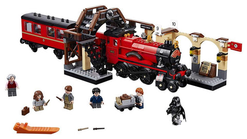 LEPIN: Harry Potter - Hogwarts Express Train