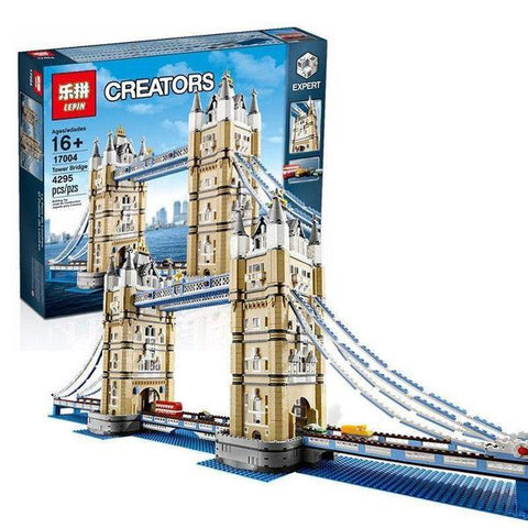 LEPIN : Creators - London Tower Bridge