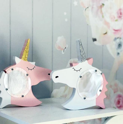 Piggy Bank: Unicorn Money Box