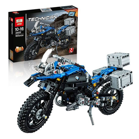 Lepin: The BMW Off-road Motorcycle R1200 GS