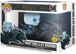 POP RIdes Night King & Icy Viserion (Glow In The Dark)