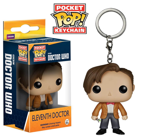 Pocket Pop! Keychain: Doctor Who - Eleventh Doctor