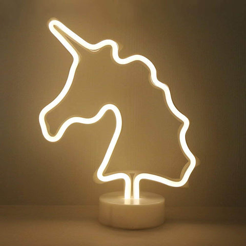 Neon Sign : Unicorn