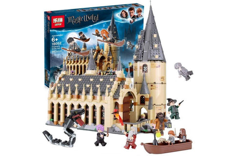 LEPIN: Harry Potter - Hogwarts Great Hall
