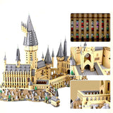 LEPIN: Harry Potter - Hogwarts Castle