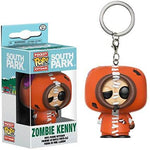 Funko Pocket Pop! Keychain: South Park - Zombie Kenny