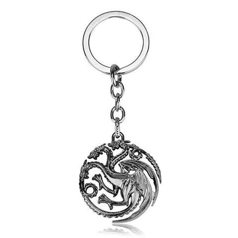 Game Of Thrones - Targaryen keychain