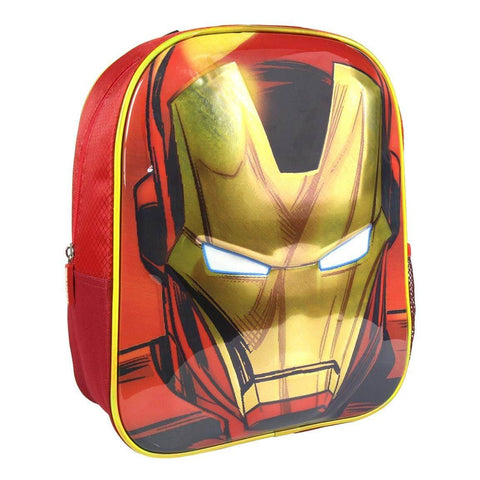 Cerda : Marvel Avengers Iron Man 3D backpack 31cm