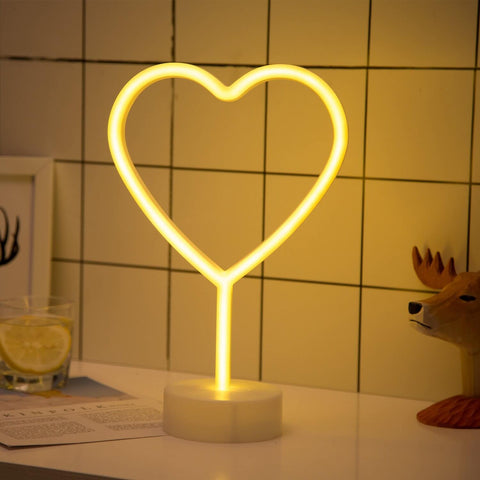 Neon Sign : Love Heart
