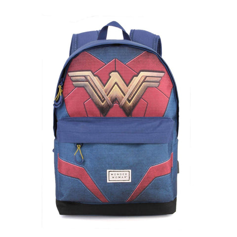 Karactermania : DC Comics Wonder Woman adaptable backpack 42cm