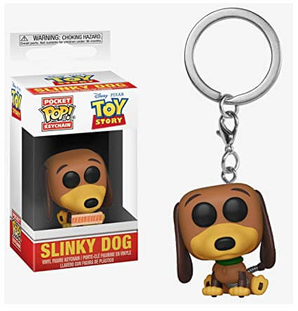 Funko Pocket Pop! Keychain: Toy Story - Slinky Dog